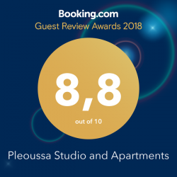 Pleoussa Studio Rooms Apartments